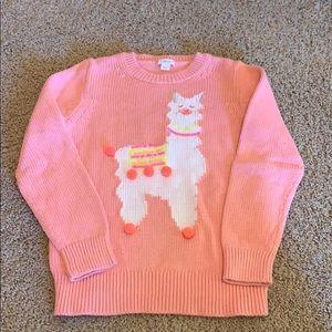 JCrew Crewcuts Girls Sweater Sz 8